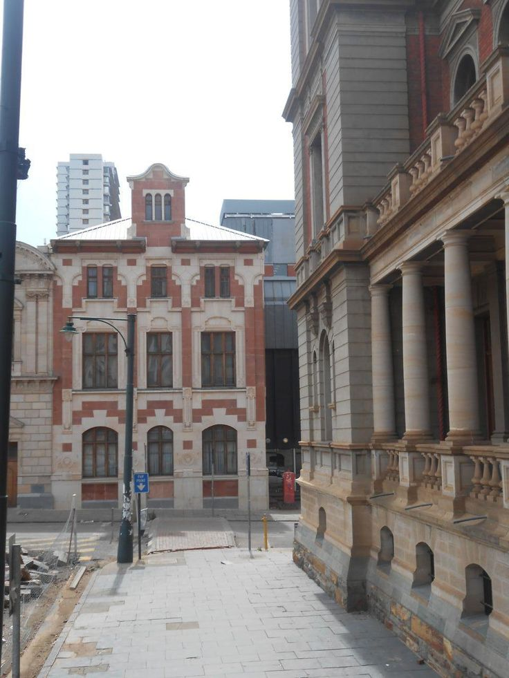 "Old Post Office Western edge of Church Square ""The relief was provided by the statement by the Minister of Public Works that the controversial twin tower blocks planned for the Post Office and the Transvaal Provincial Administration at Church Square's western entrance are not to be proceeded with."