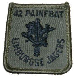 42 PAINFBAT - LIMBURGSE JAGERS