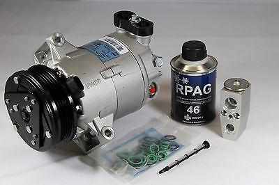 nice AC COMPRESSOR REPAIR KITFITS 2008-2010 CHEVROLET COBALT 2.0 TURBO - For Sale