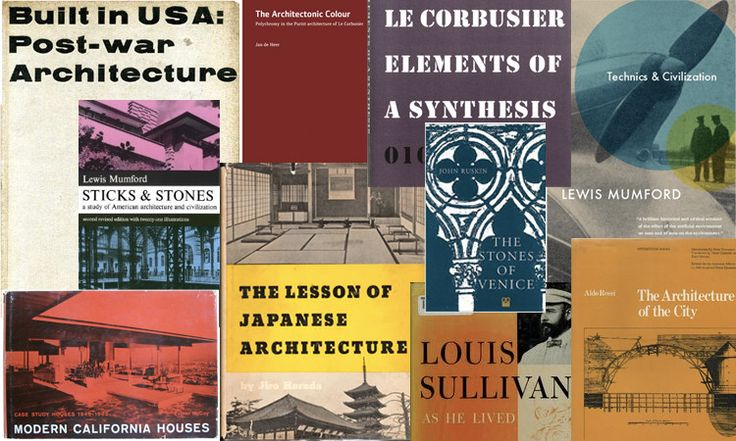 If you don't have access to an architecture library (and even if you do), sifting through shelves can take hours. Buy...