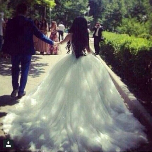 I can so imagine my short little self in a giant princess dress next to serg hahaha.