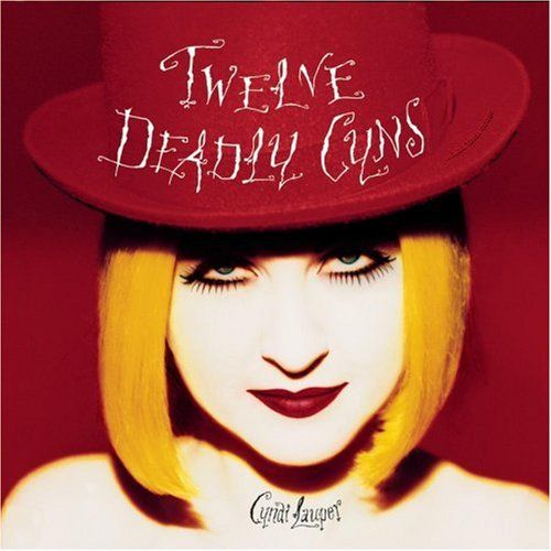 Cyndi Lauper - Twelve Deadly Sins… And Then Some, Black