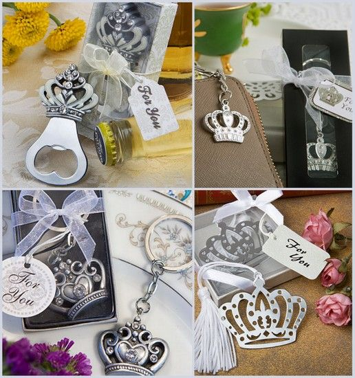 Crown Party Favors and Accessories from HotRef.com