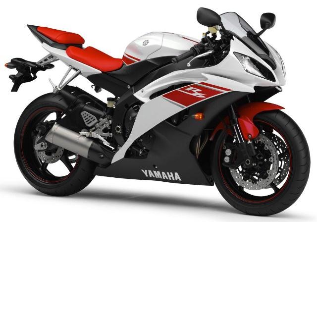 Yamaha r6 like mine!