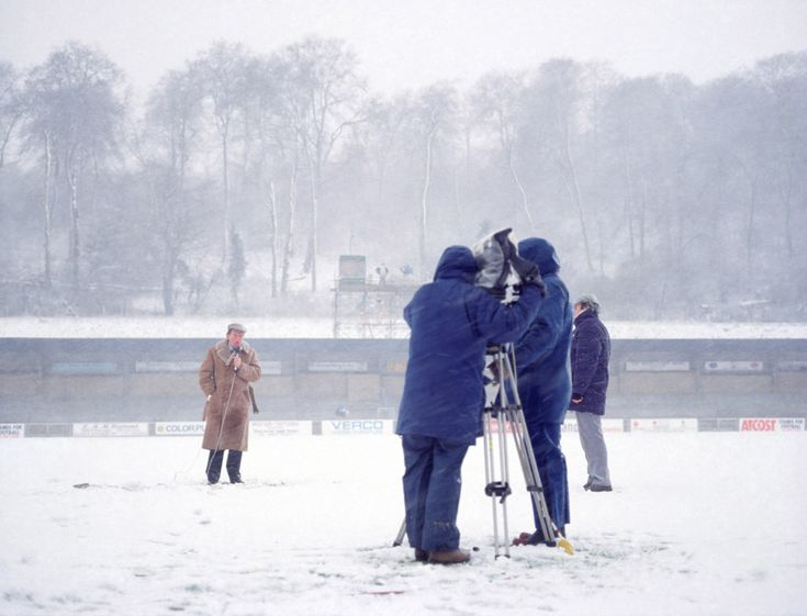 Stuart Roy Clarke's Homes of Football: Reporting From The Ground, 1990 - NFM