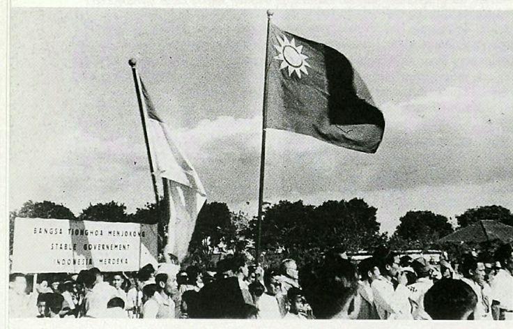 Dukungan masyarakat Tionghoa di Malang terhadap kemerdekaan RI pada tahun 1947.
