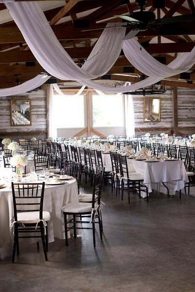 Virginia Reel Wedding Reception