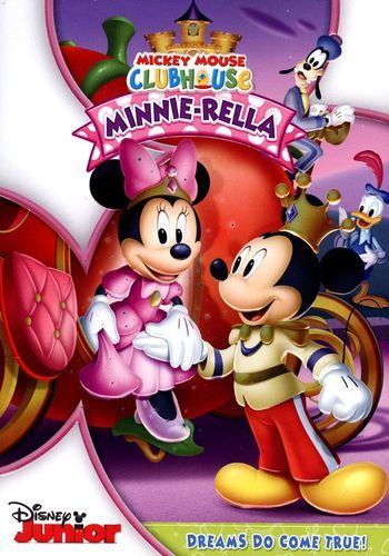 Mickey Mouse Clubhouse: Minnie-Rella [DVD]