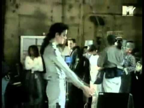 Michael Jackson the making of Scream 1/2 - YouTube