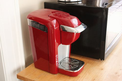 how to clean a keurig machine with vinegar