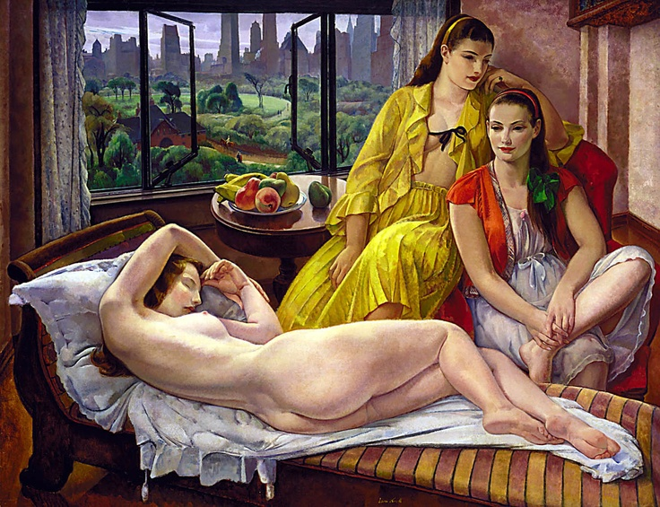 The Booted Exquisite: Leon Kroll