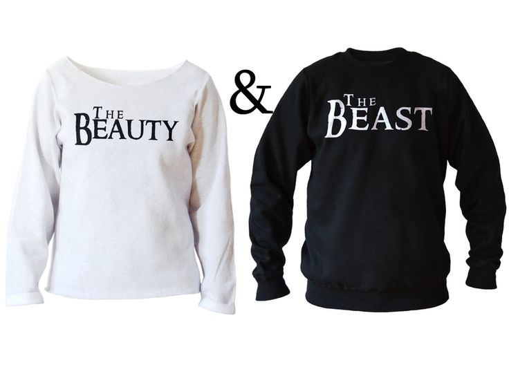 THE+BEAUTY+and+THE+BEAST+Komplet+w+great+as+you+na+DaWanda.com