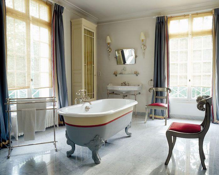 Traditional Style Bathroom By Jean Louis Denoit. Bathroom Designs ...