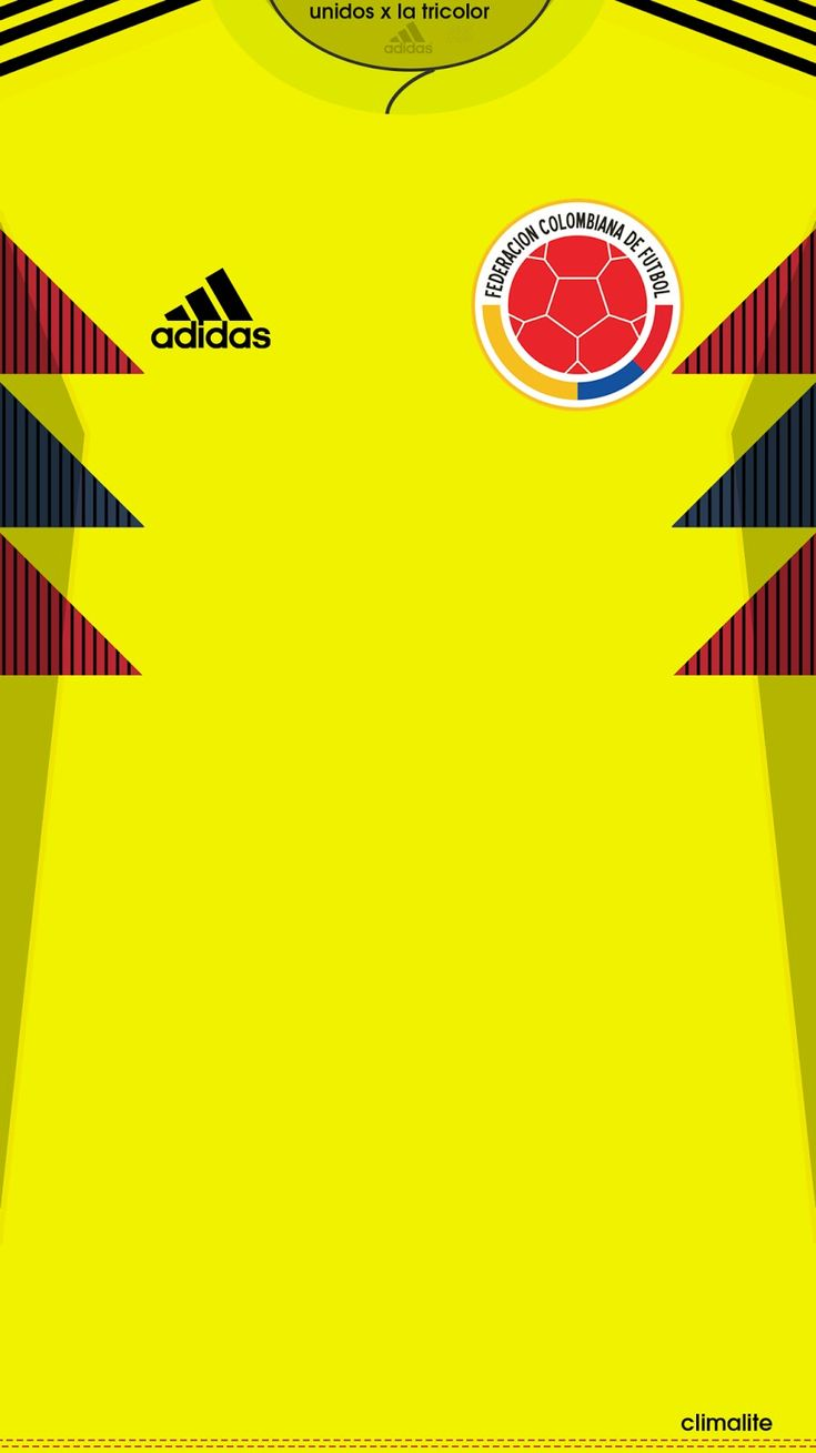 Colombia 18-19 kit home