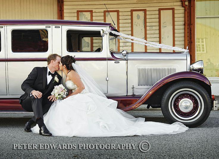 Wedding cars we love! Go to www.peteredwardsphotos.com.au for more.