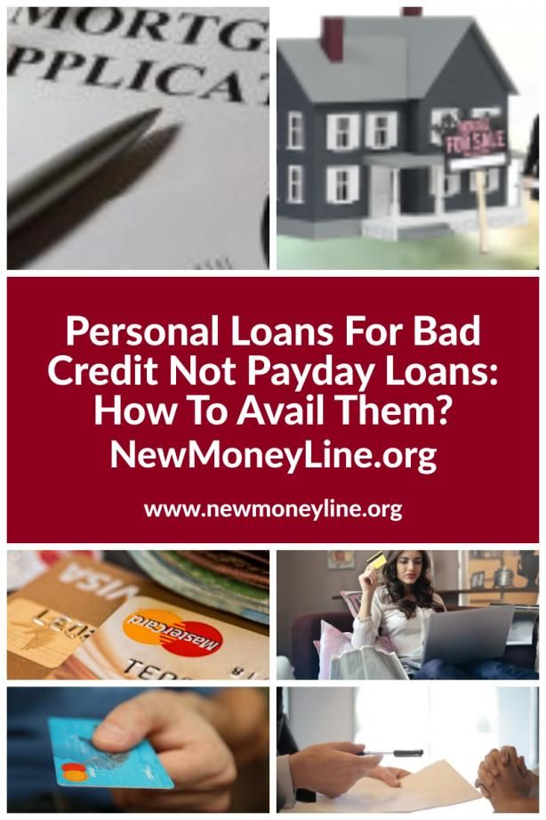 Personal Loans For Bad Credit Not Payday Loans While There Are Many Places To Get Your Loan Approved You May Ha In 2020 Loans For Bad Credit Bad Credit Personal Loans