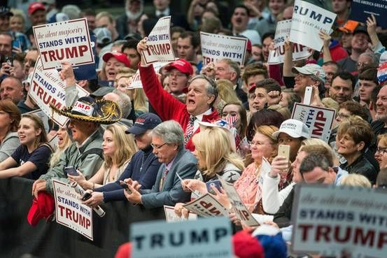 Donald Trump holds 3-point lead nationally over Ted Cruz in GOP race, WSJ/NBC News poll shows – Wall Street Journal