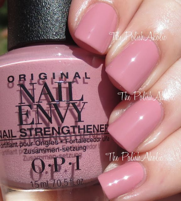 Opi Nail Envy Just My Look: 173 Best Nail Polish Images On Pinterest