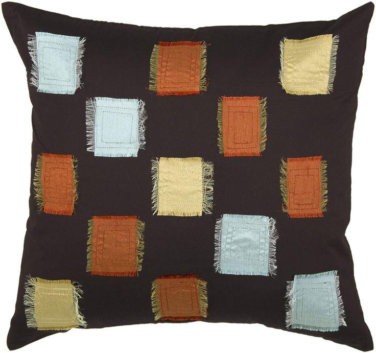 Pillow cover with Hidden Zipper and Poly Filler Insert ...