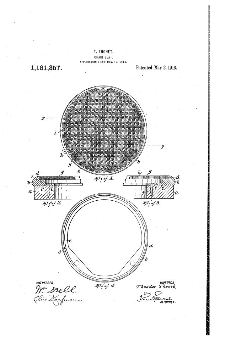 seat patent