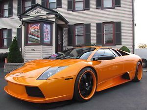 new offer   Lamborghini : Murcielago LP570 2003 lamborghini murcielago base awd 2 dr std coupe  Price: $97857.0   Ends on : 2014-11-03 16:54:31     ...