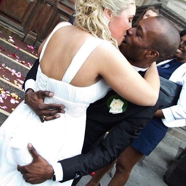 Black girl takes white dick-9751