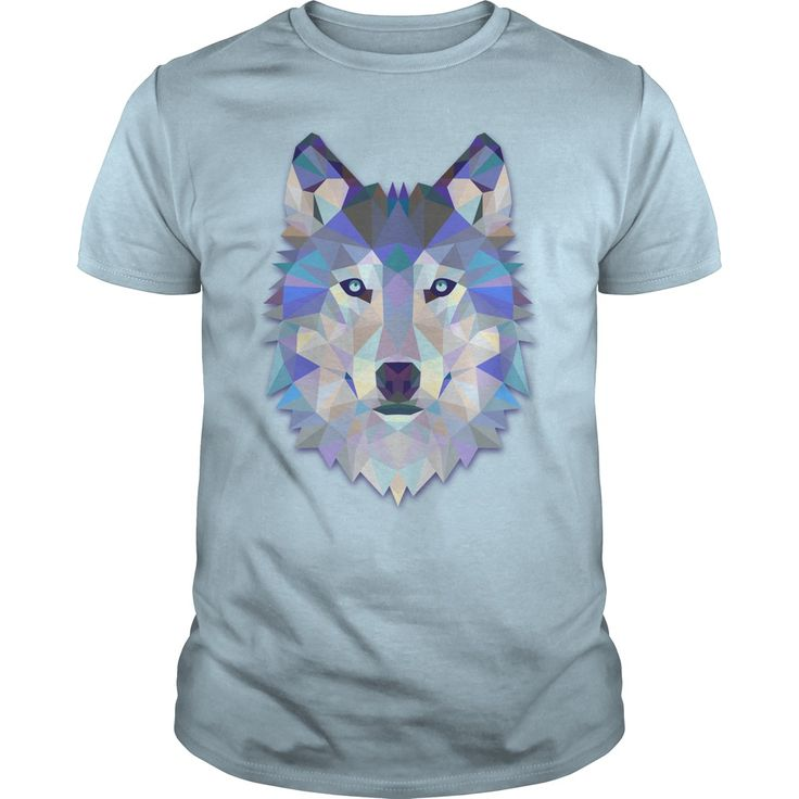 Be ware of wolf with the triangle T Shirts