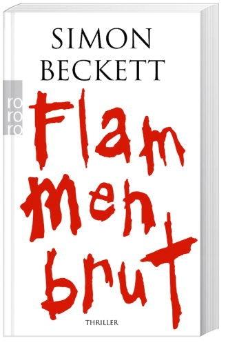 Flammenbrut, Simon Beckett, Krimi & Thriller