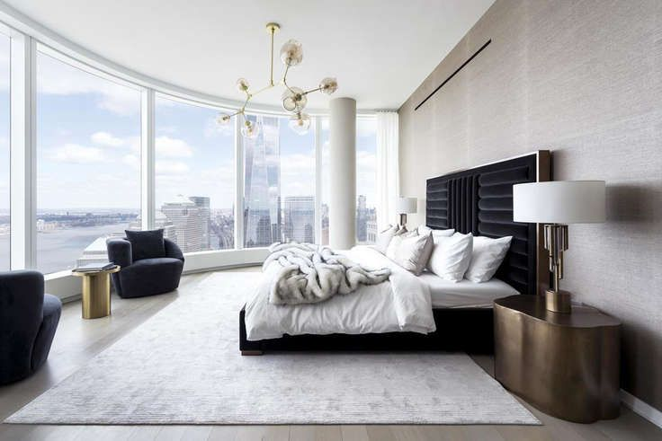 Top High Rise Nyc Condos Cityrealty High Rise Apartment Decor Luxury Master Bedroom Design Luxury Bedroom Master