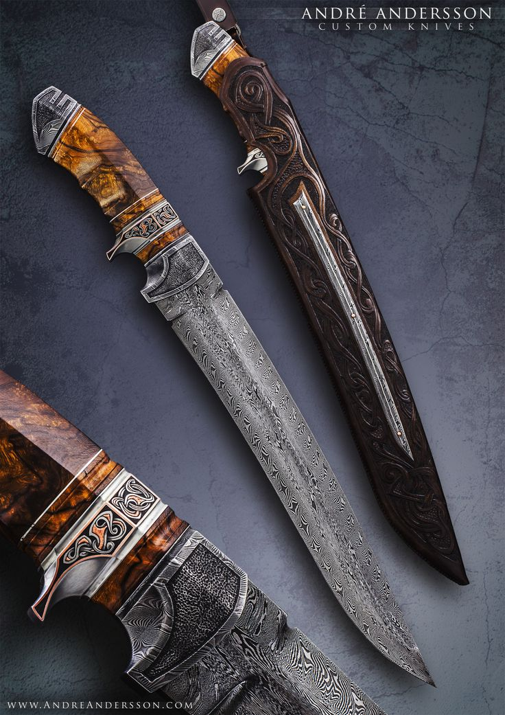 Looking for Jack | André Andersson Custom Knives with Jack Scardina