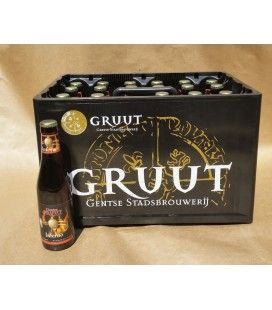 Gruut Inferno full crate 24 x 33 cl