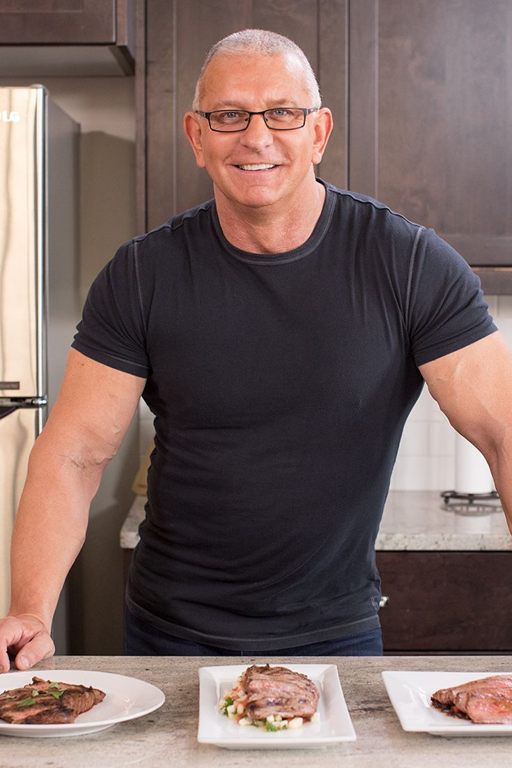 Chef Robert Irvine's new series shows you how to add variety to your favorite meals by cooking them three ways. When chicken gets old, try out one of these three steak recipes!