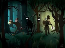 Image result for over the garden wall the beast