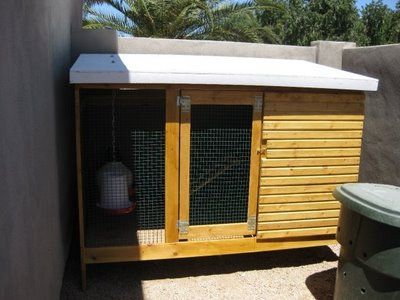 Coop built from Ikea bunkbed and shelf: Chicken Coops, Bunk Beds, Ikea Chicken, Apartment Therapy, Urban Chicken, Beds Diy, Ikea Hacks, Beds Storage, Ikea Hackers