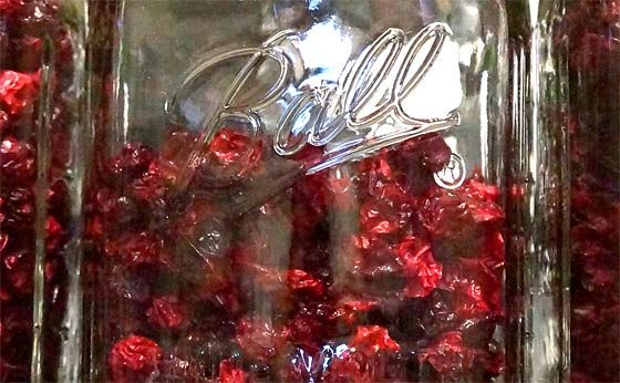 Here are my instructions how to dehydrate your own cranberries for long term storage | Modern Survival Blog. This method of making the skins break worked better than the other method I saw of pour the water over the cranberries.