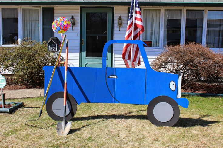 Little Blue Truck Themed Birthday Party!