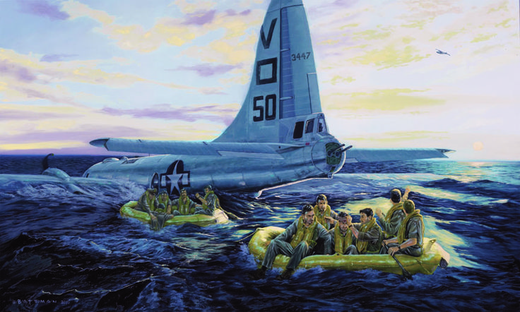 Brian Bateman: Aviation Art at its best