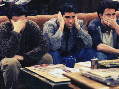Friends.: Joey, Ross, Friends Tv, F R I E N D S, Movies, Funny, Chandler, Favorite