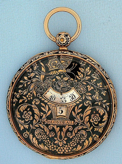 I found my ideal watch. Circa 1830s engraved digital pocket watch! I am loving the antique digital jump hour watches I'm seeing online on my search for a decent digital watch. Maybe someday I'll find one...