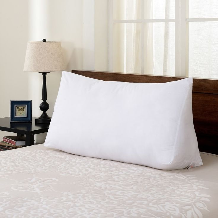 25 best ideas about wedge pillow on pinterest bed wedge for Bed wedges for sleep apnea