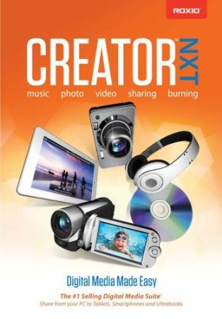 Edit videos and create DVDs like a pro. Organize & edit photos, create cards, calendars and slideshows. Quickly rip music and convert audio files to most popular formats. Copy, preserve, and recover irreplaceable data, photos and videos. Share your creations on CD, DVD, portable devices, YouTube, Facebook, Google+  and more.  Price: $99.95