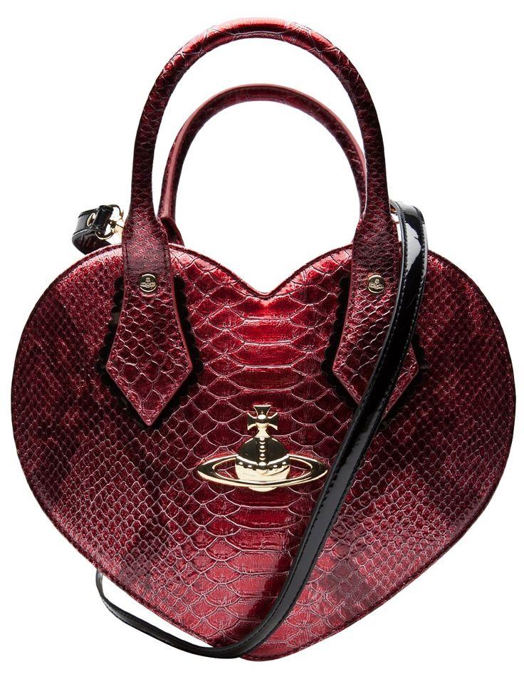 Vivienne Westwood ~ Heart Tote Bag