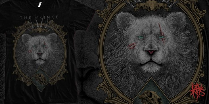 """""""The Prince [ FOR SALE ]"""" t-shirt design by RectopusArt"""
