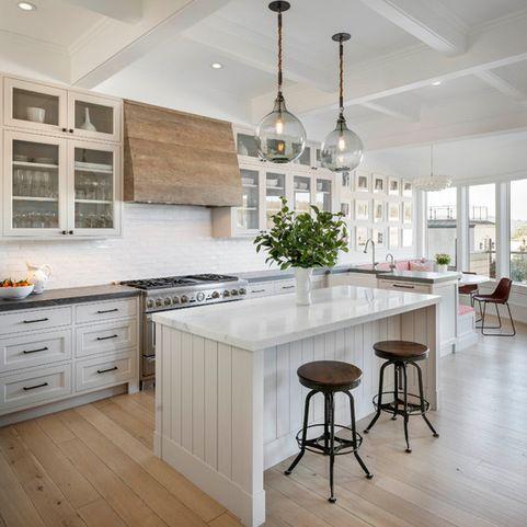 Functional layout put a sink in the island good - Functional kitchen island with sink ...