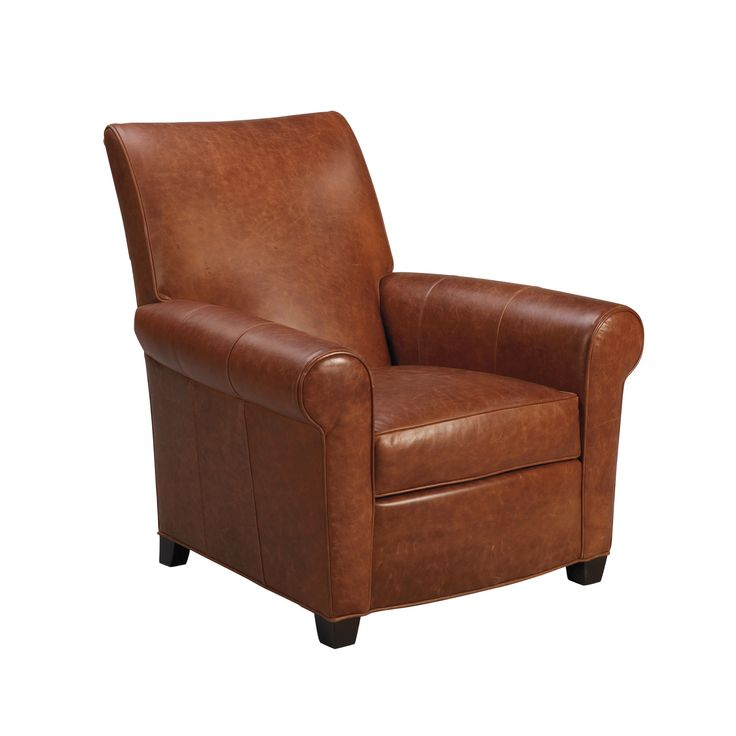 Bentley Leather Chair Ethan Allen Us House And Home Pinterest