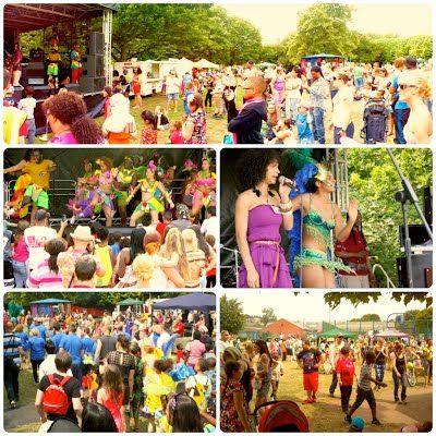 2014 Festival, parade, carnival, big day! - Sneinton Alchemy