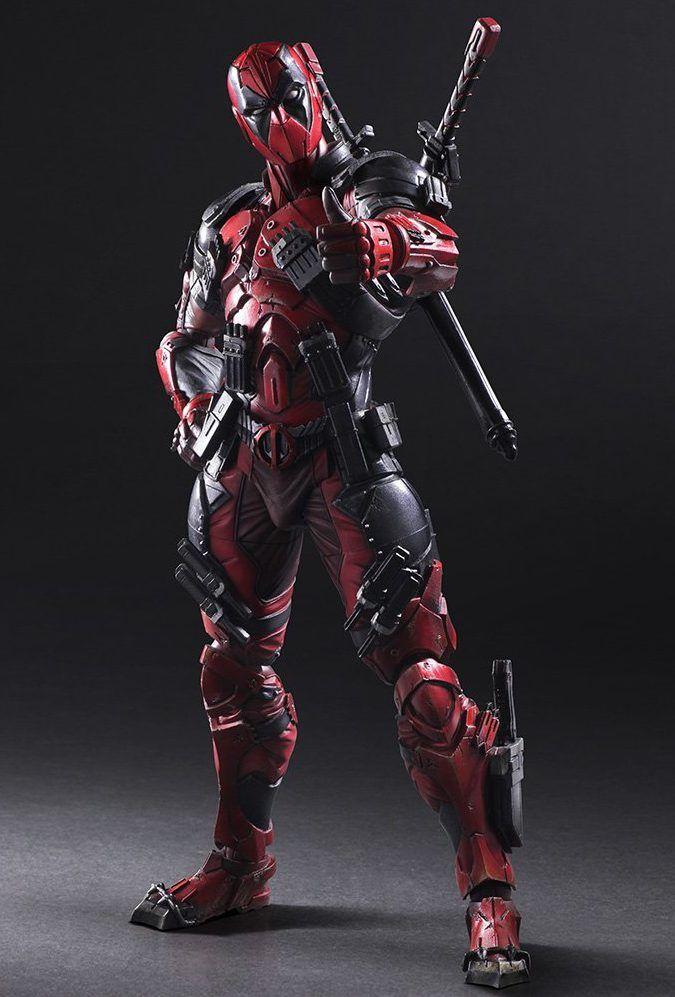 #Deadpool #Fan (#Art. (Marvel Arts Kai Deadpool Variant Figure. Giving Å Thumbs-Up to the hottest Figure By: Square Enix. (THE * 5 * STÅR * ÅWARD * OF: * AW YEAH, IT'S MAJOR ÅWESOMENESS!!!™)[THANK Ü 4 PINNING<·><]<©>ÅÅÅ+(OB4E)