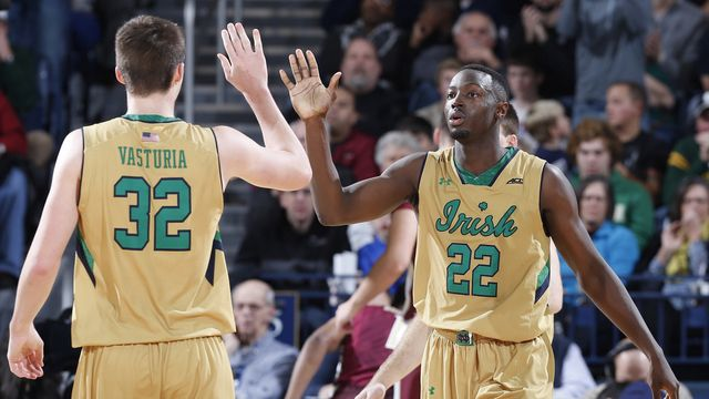 24 Notre Dame Fighting Irish vs Pittsburgh Panthers Mens College Basketball Game Tonight