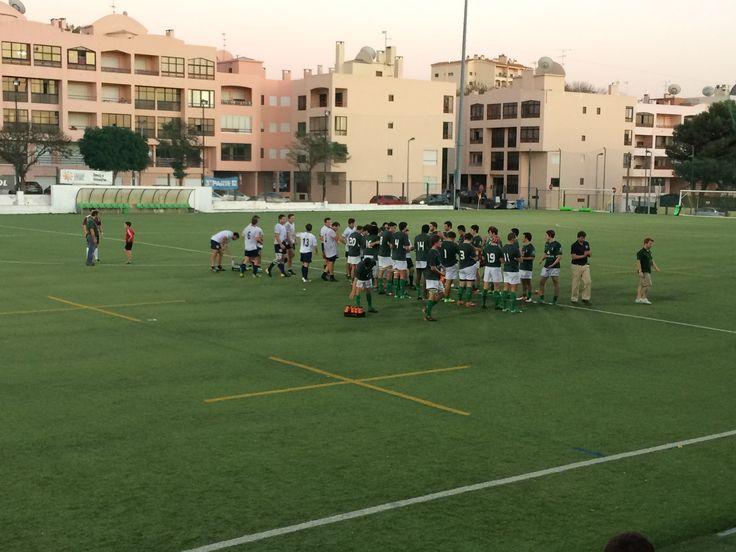 Challenge - Resultado final #cascais #cascaisrugby #rugby   Cascais Rugby 43 x Montemor 34  SEMPRE A CRESCER, VIVA O CASCAIS!!!!