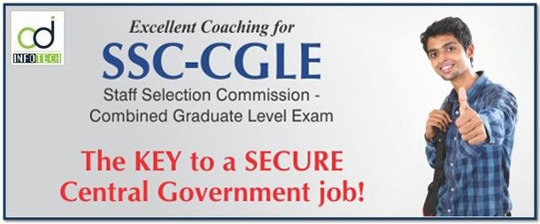 cd Infotech The key to a #Secure Central #Government #Job.. #career #exams